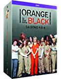 Orange Is the New Black - Intégrale saisons 1 à 4 [Francia] [DVD]