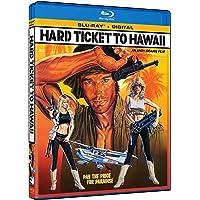 Hard Ticket to Hawaii - Blu-ray + Digital