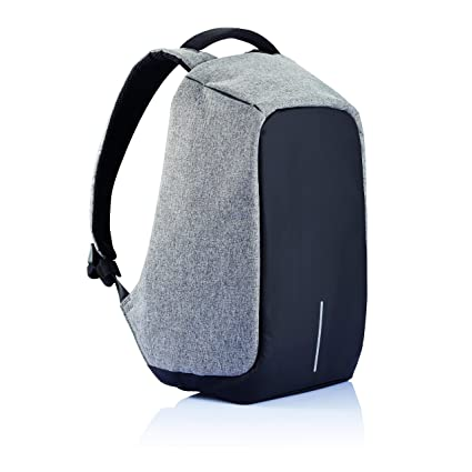 9b5697e7e50d Amazon.com  XD Design Bobby Original Anti-Theft Laptop Backpack with USB  port (Unisex bag)  Computers   Accessories