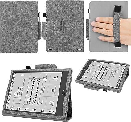 VOVIPO PU Leather Folio Cover Protective Smart Cases with Auto ...