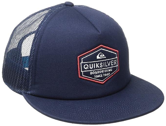 6dc80e8ead0dd Amazon.com  Quiksilver Men s Marbleson Hat
