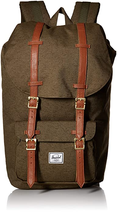 0648187e6c6 Herschel Backpack Little America Classics Backpacks Polyester 25 l(Size   One Size)