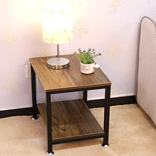 Home Side Table Mobile Snack Table For Coffee Laptop Tablet