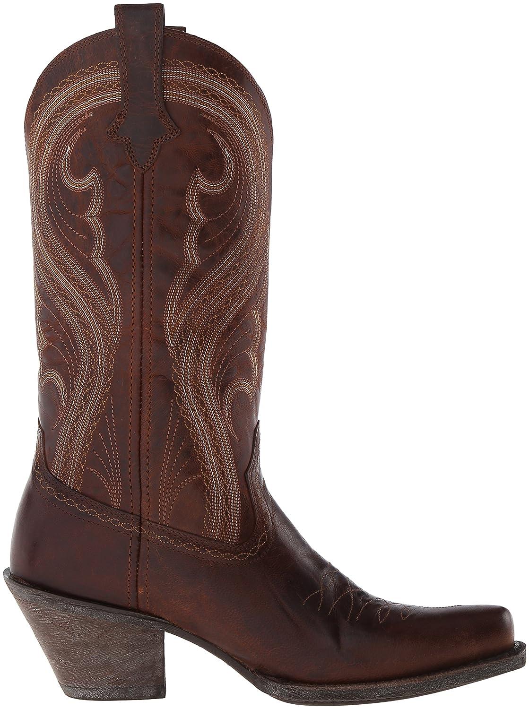 Ariat Boot Women's Lively Western Cowboy Boot Ariat B00U9XXX02 5.5 B(M) US|Sassy Brown b6e437