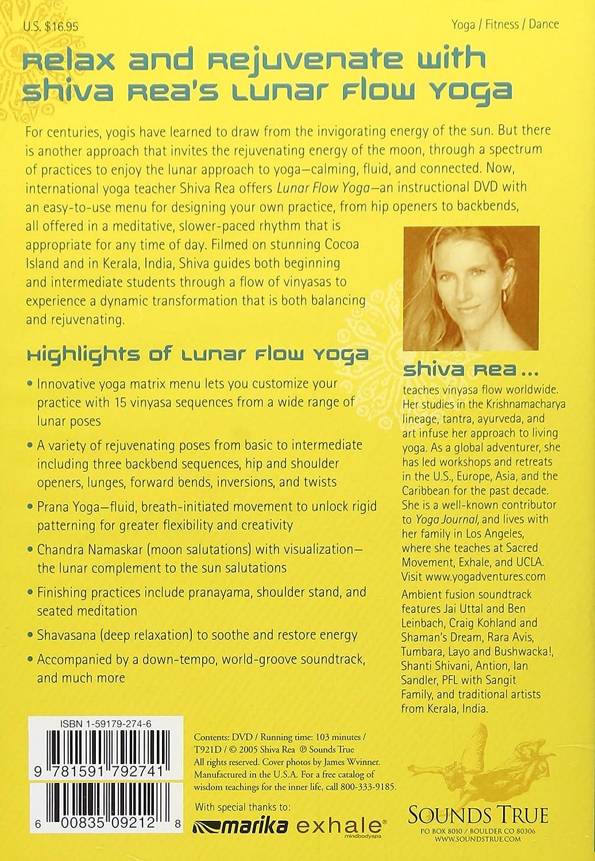 amazon com lunar flow yoga shiva rea movies u0026 tv