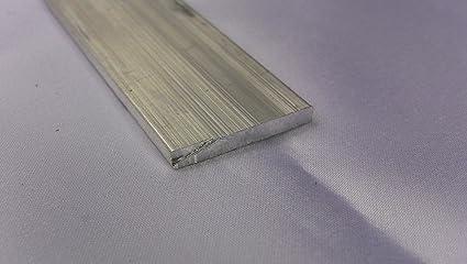 "Aluminum Flat Bar 6061-T6 1/"" x 8/"" x 48/"""