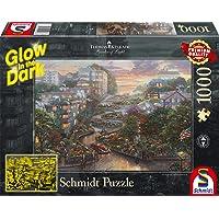 Schmidt Spiele Puzzle 59497Thomas Kinkade, San Francisco, Lombard