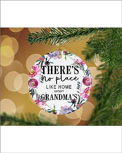 Amazon.com: Grandma\'s House Christmas Ornament - Gifts for Her ...