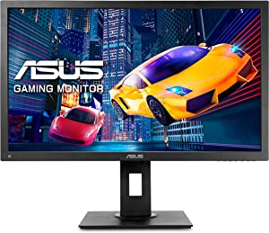 "ASUS VP248QGL 24"" Full HD 1920x1080 1ms DP HDMI VGA Adaptive Sync/FreeSync Eye Care Monitor"