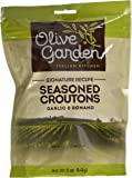 Olive Garden Garlic & Romano Seasoned Croutons, 5 Ounce