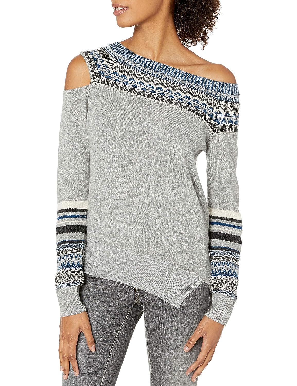 Bailey 44 Womens Bailey44 Asymetrical Cutout Fannie Sweater