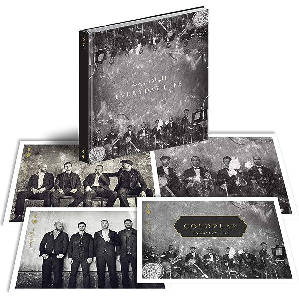 ColdPay - Everday Life : Coldplay, Coldplay: Amazon.es: Música