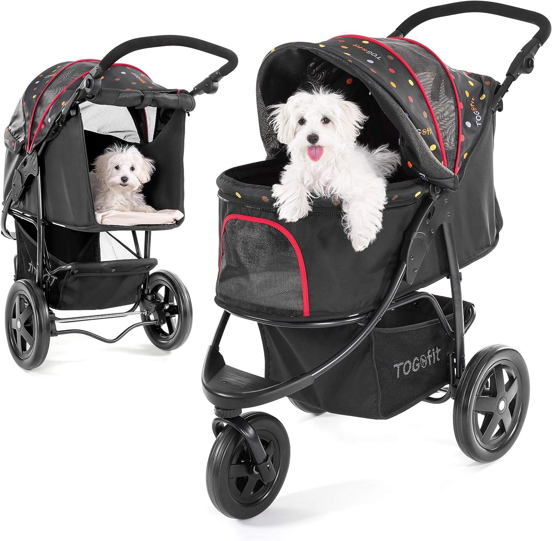 8 Mejores Cochecitos Para Perros Pequeños : Julio 2020