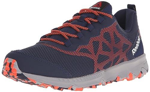 605117be12e Amazon.com | Reebok Men's DMX Lite Trail Running Shoe | Trail Running