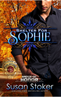 Shelter For Sophie Badge Of Honor Texas Heroes Book 8