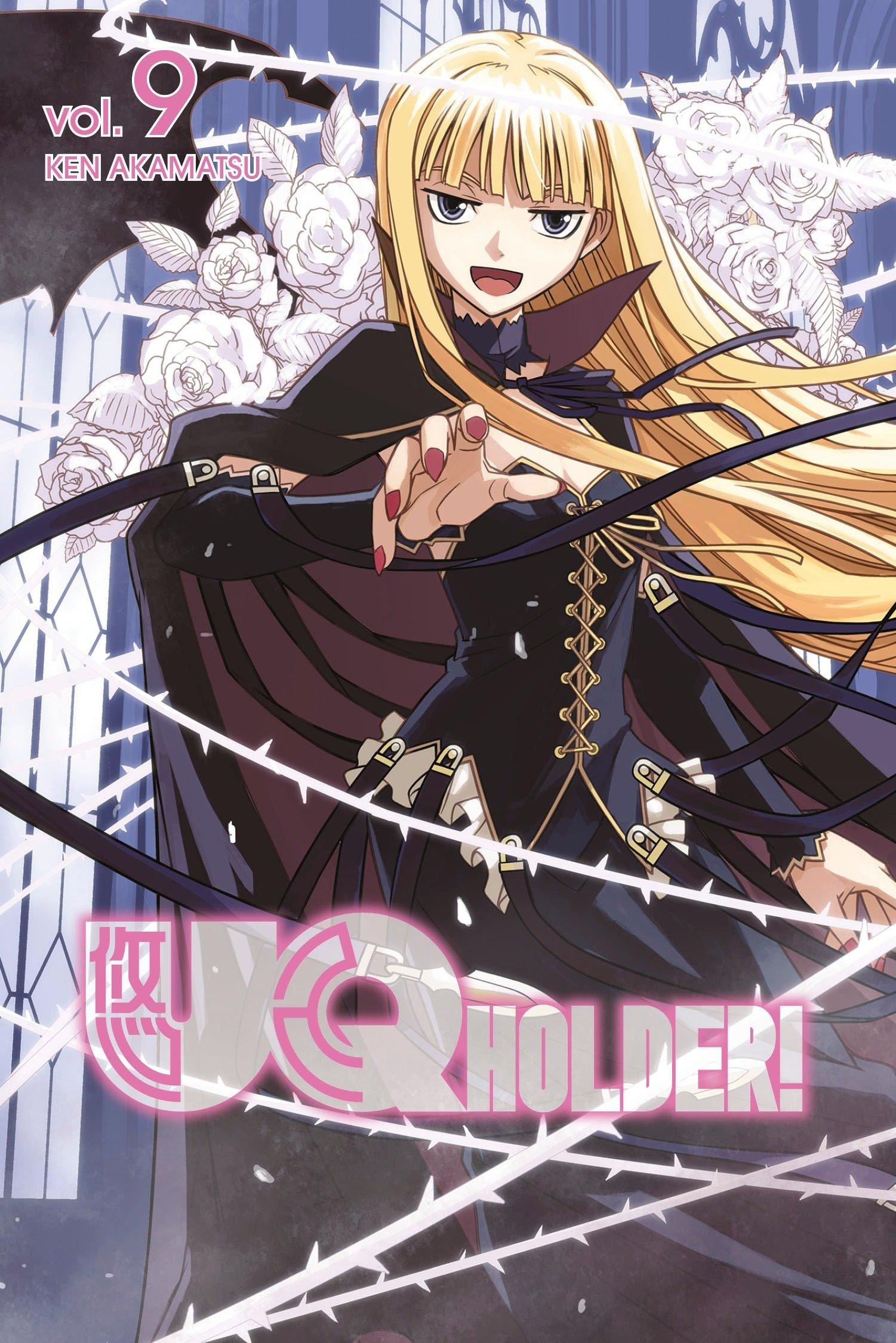 Read Online UQ HOLDER! 9 ebook