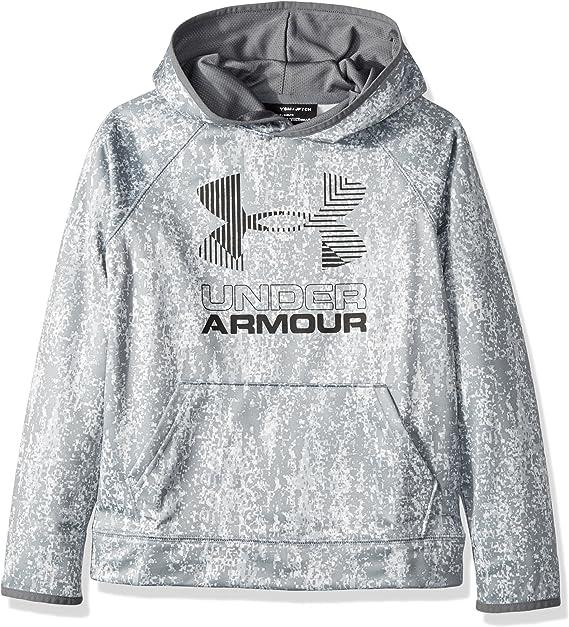 Under Armour Jungen Af Big Logo Hoody Oberteil