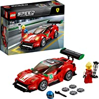LEGO SPEED CHAMPIONS Ferrari 488 GT3 Scuderia Corsa 75886 (Multi Color 5702016110227)