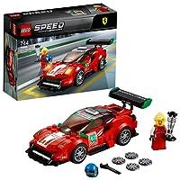 """Lego Speed Champions Ferrari 488 GT3 """"Scuderia Corsa"""", Multicolore, 75886"""