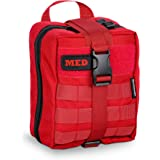 Surviveware Trauma First Aid Kit - IFAK Fully Stocked for Gunshot and Emergencies