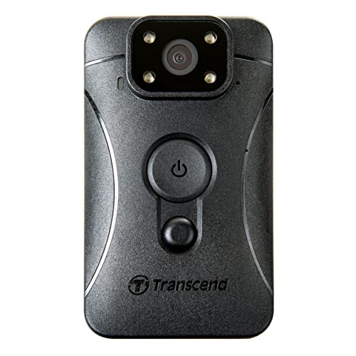 Transcend 32 GB DrivePro Body 10 Clip-On Camera