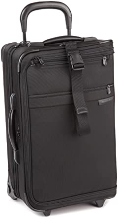 Amazon.com | Briggs & Riley 22 Inch Carry-On Upright Garment Bag ...
