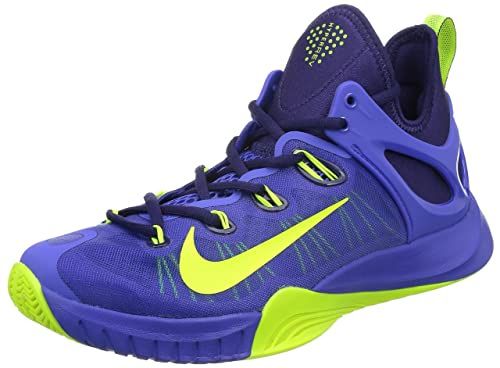super cute really cheap half off Nike Men's Zoom Hyperrev 2015 EP, Persian Violet/Volt-Ink, 9 ...