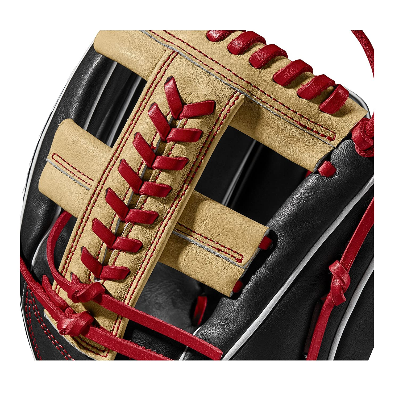 Right Hand Throw Wilson A2000 1785 11.75 Infield Baseball Glove