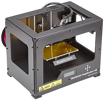 Amazon.com: Prima 3d Wanhao Duplicador 4S 3d impresora en ...
