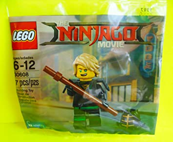 Lego Ninjago Movie - Lloyd kendo (polybag): Amazon.es ...