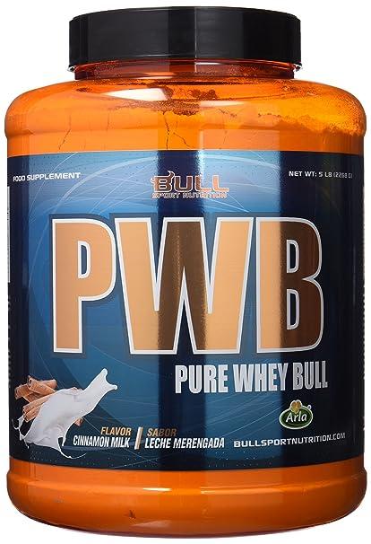Bull Sport Nutrition PWB Pure Whey Bull Proteínas de Suero ...