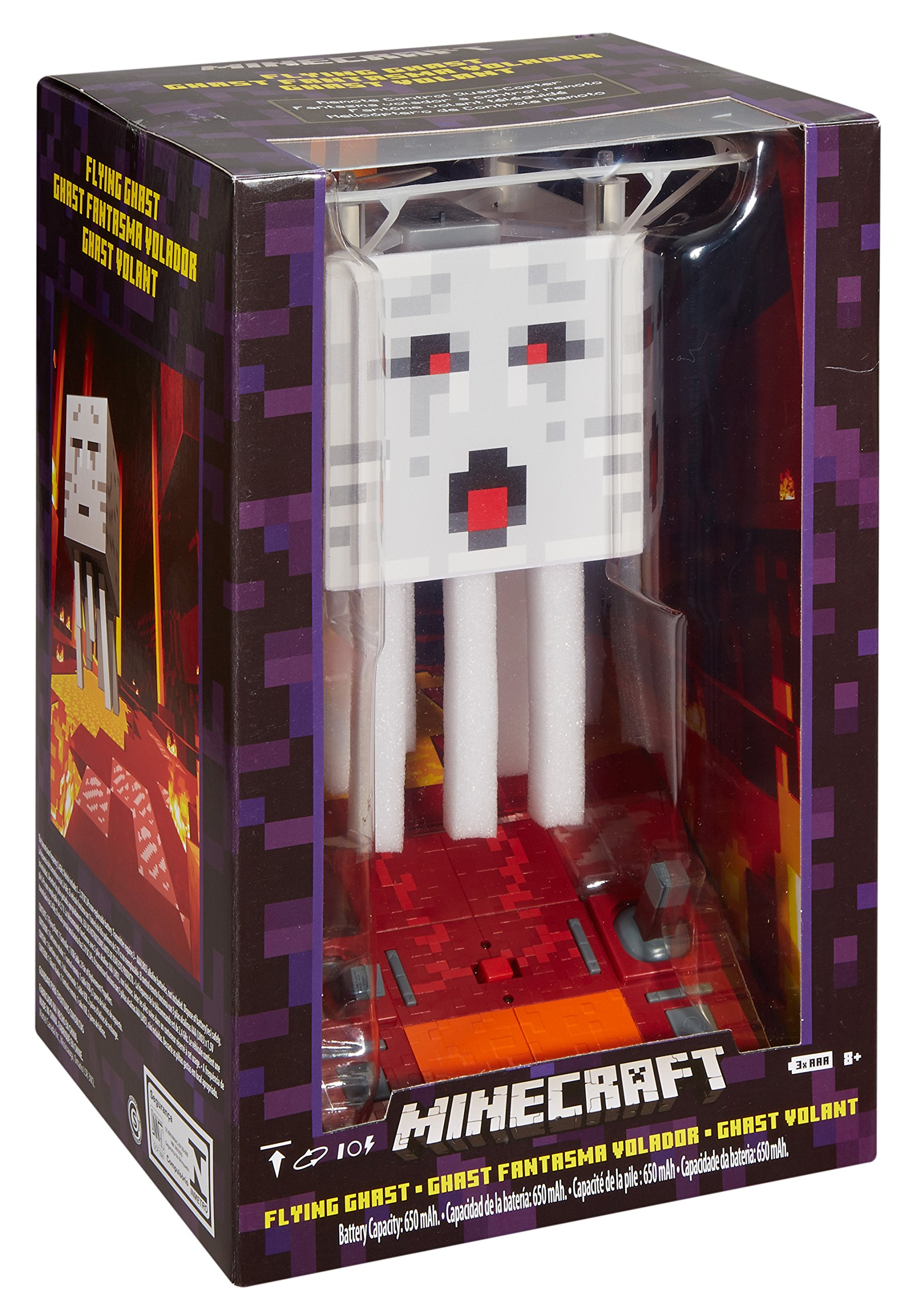 Minecraft RC Flying Ghast by Mattel (Image #6)