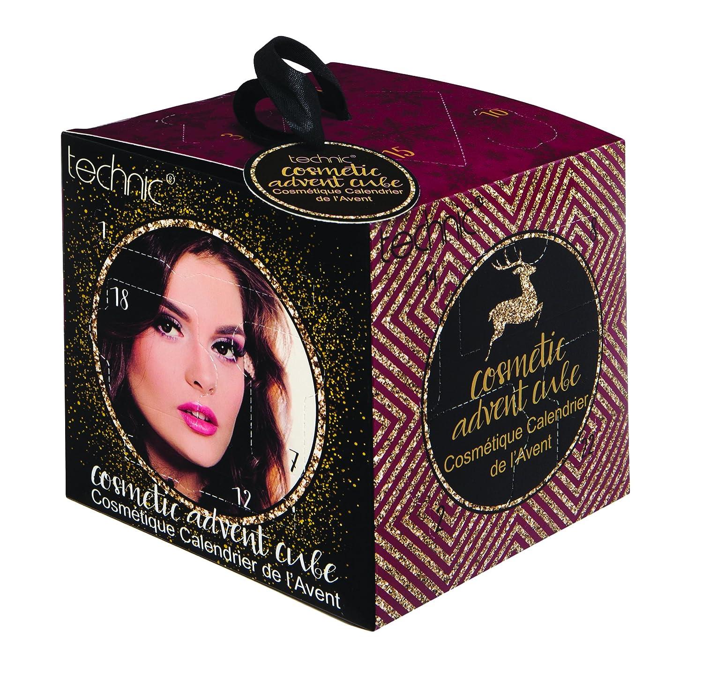 Technic cubo de cosméticos Calendario de Adviento maquillaje Sets Badgequo 997114