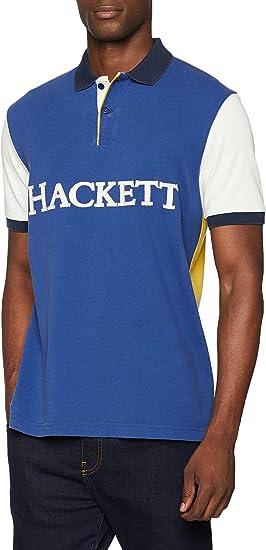 Hackett London Hackett Multi Polo para Hombre: Amazon.es: Ropa ...