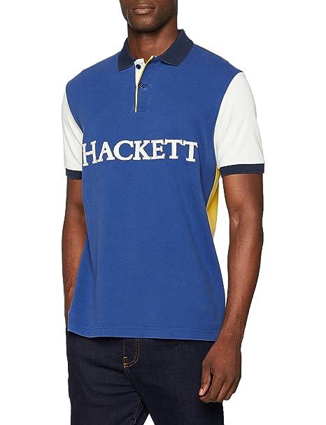 Hackett London Hackett Multi Polo para Hombre: Amazon.es: Ropa y ...