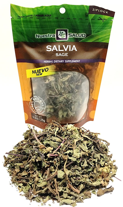 Sage Herbal Tea Salvia Value Pack (75g)