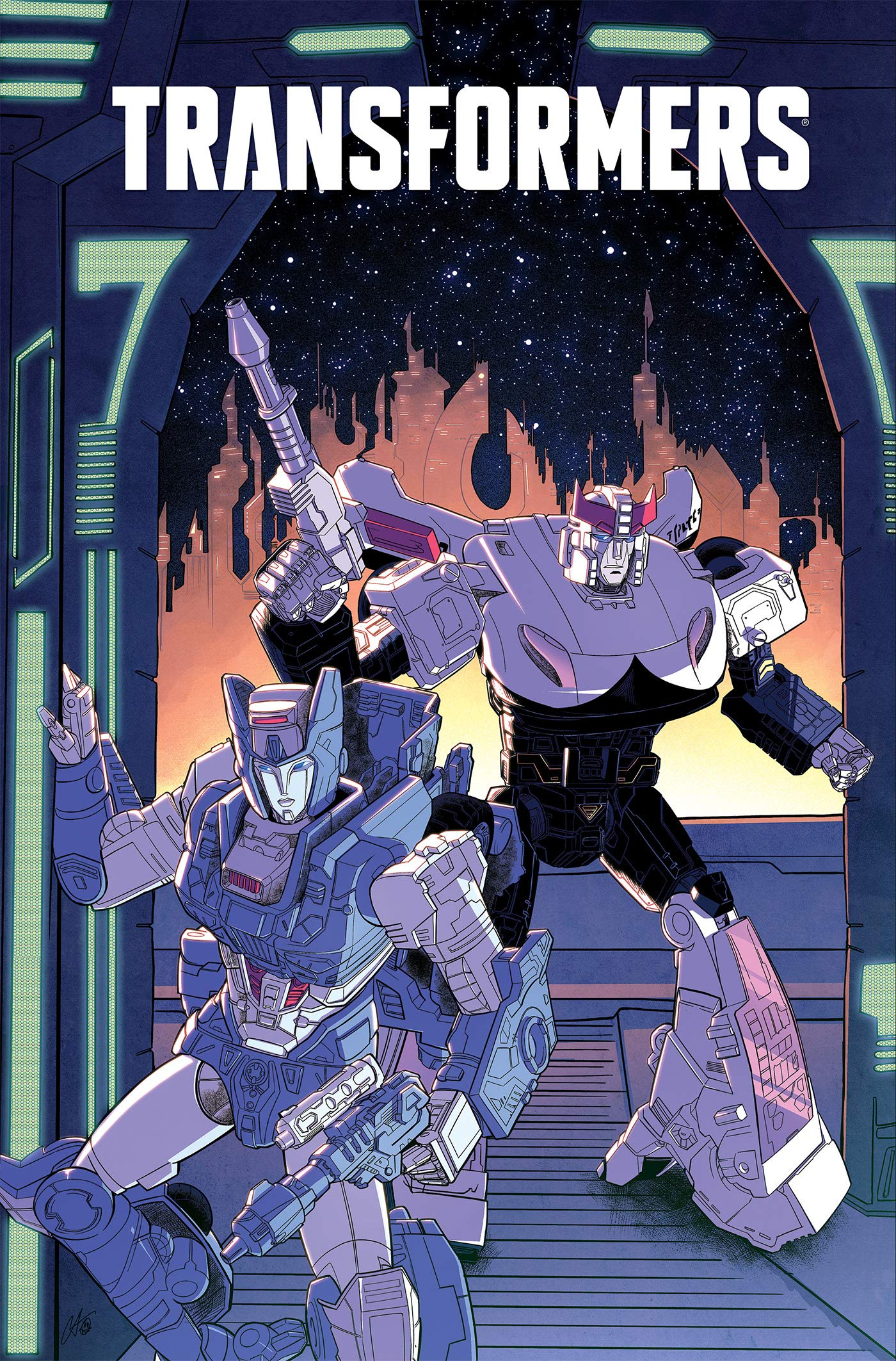 Transformers, Vol. 2: The Change In Their Nature (Transformers (2019)) by IDW Publishing