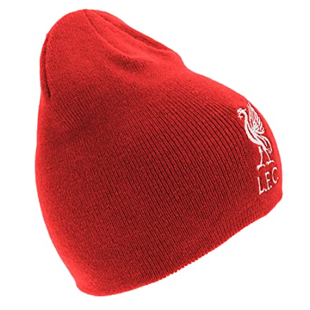 Amazon.com   Liverpool Beanie Hat -red   Sports Fan Beanies   Sports    Outdoors a6efb3aadca