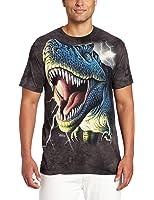 The Mountain Classicightning Rex Adult Tee Shirt