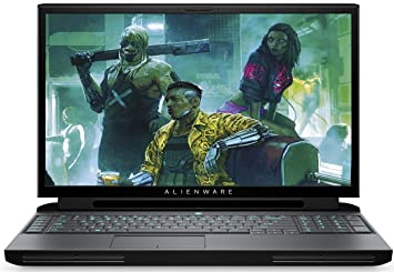 Alienware Area-51m 17 3-inch IPS FHD Tobii Eye-Tracker Gaming 2019 Laptop -  (Black) Intel Core i7-8700, 16 GB RAM, 512 GB SSD + 1TB HDD, NVIDIA