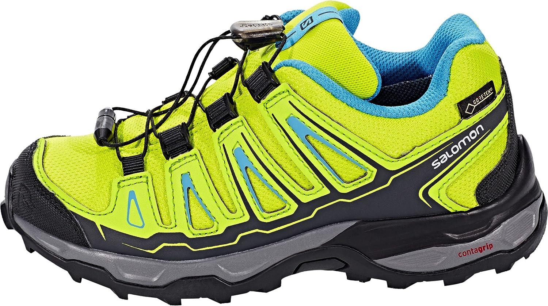 Zapatillas de Senderismo Unisex ni/ños SALOMON X-Ultra GTX J