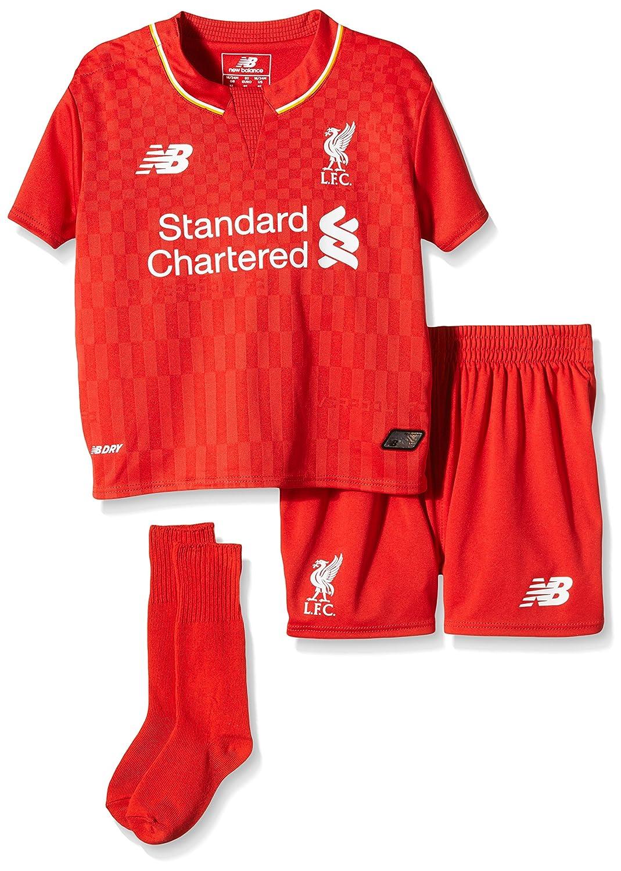 New Balance Sportbekleidung von Liverpool FC, Kindergrößen