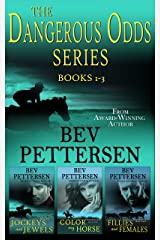 DANGEROUS ODDS SERIES (Romantic Mystery Boxset, Books 1-3) Kindle Edition