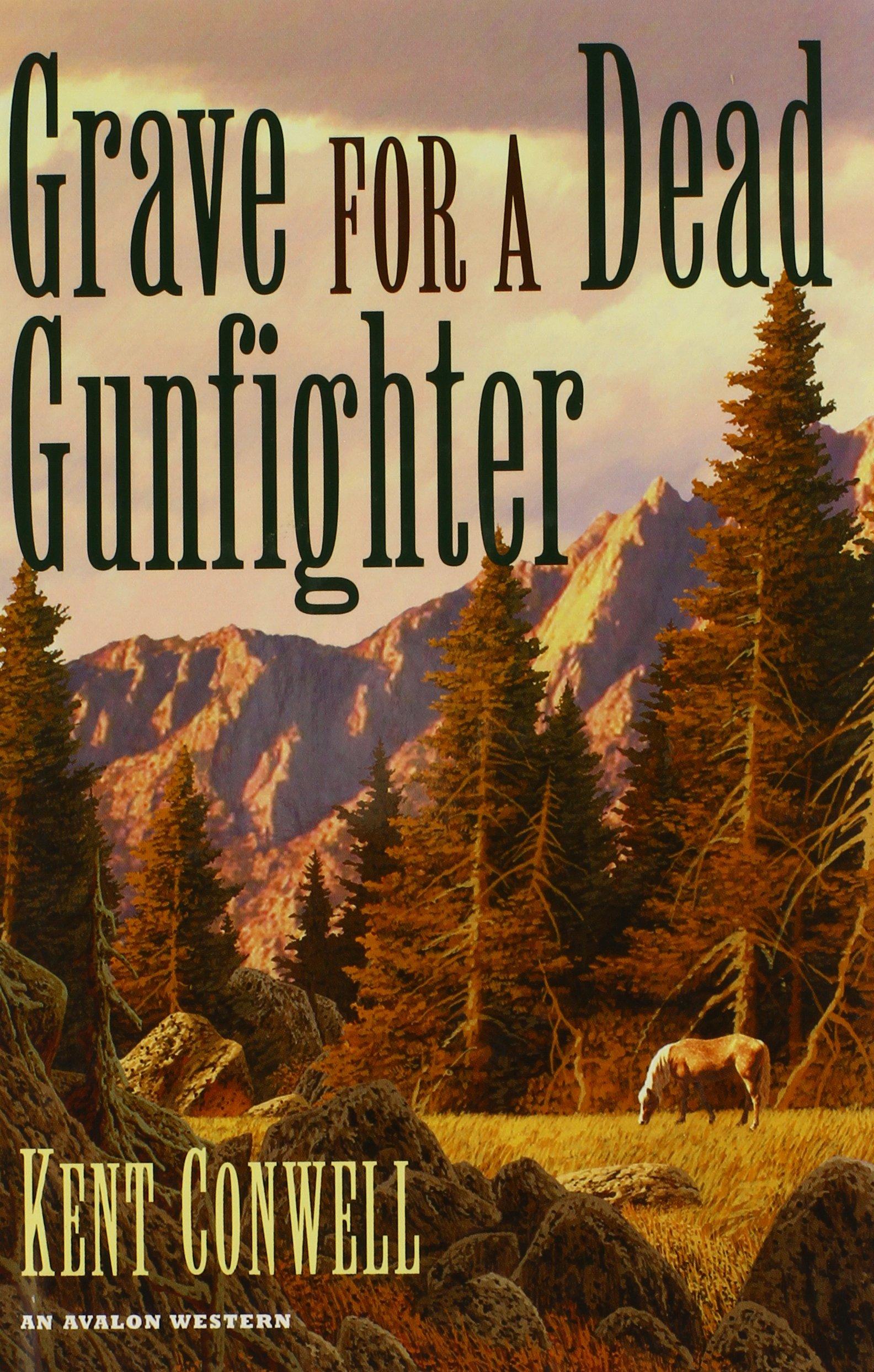 Download Grave for a Dead Gunfighter pdf epub