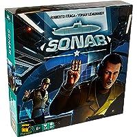 Asmodee Sonar Submarine Combat Board Game