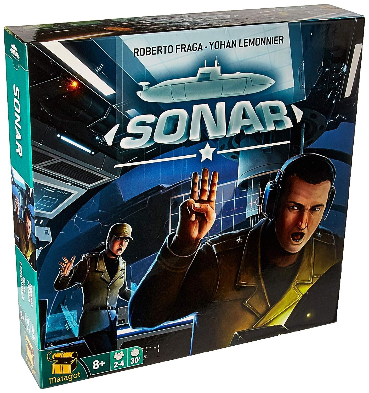 Sonar, Educational Game Reviews, Gameschooling at HomeschoolGameschool.com