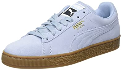 more photos cce76 18976 Puma Unisex Adults' Suede Classic Gum Trainers: Amazon.co.uk ...