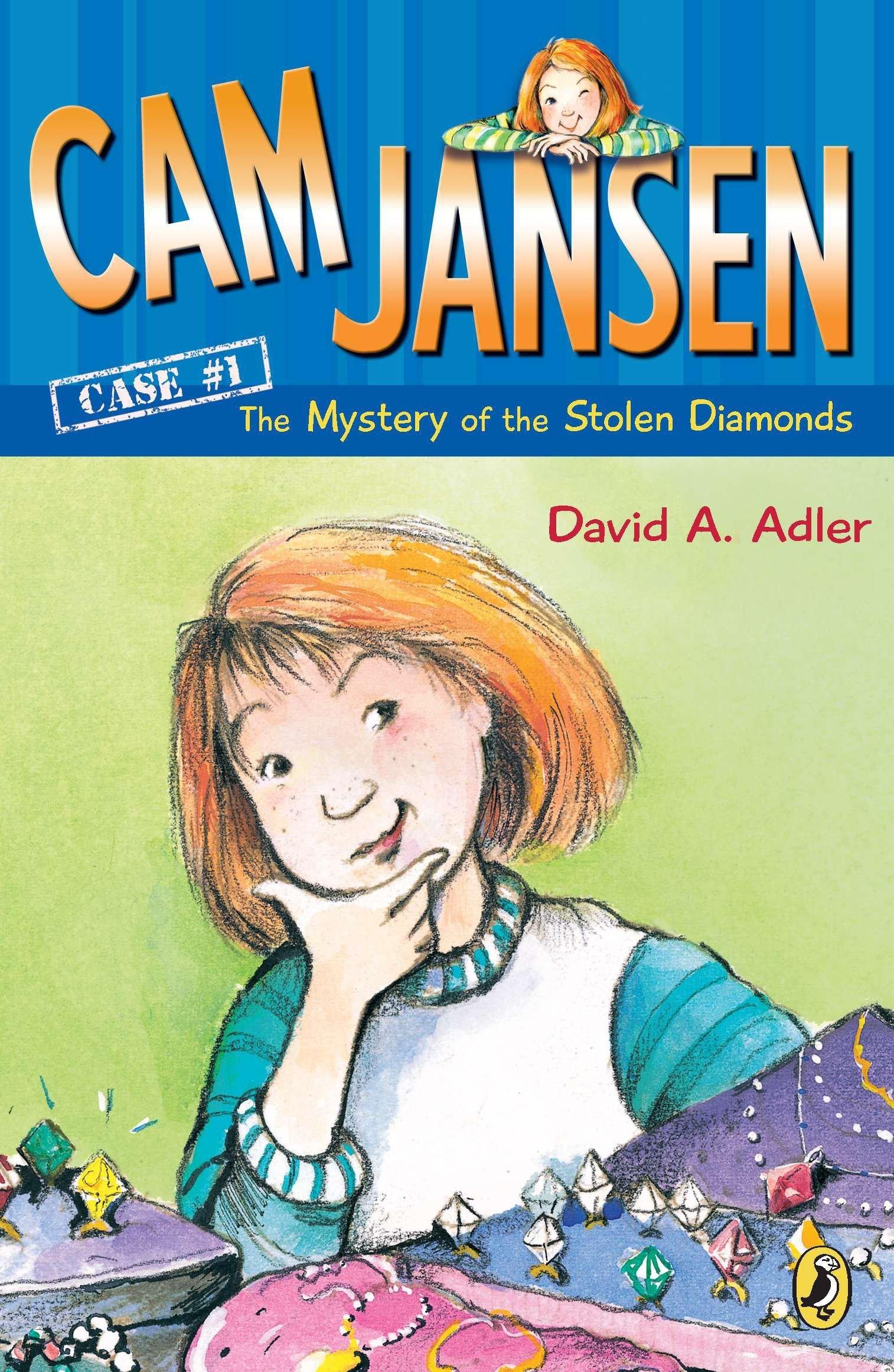 Amazon Com Cam Jansen And The Mystery Of The Stolen Diamonds