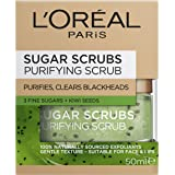 L'OREAL PARIS Sugar Scrubs Purifying Face Scrub