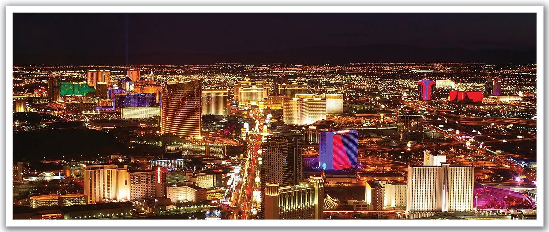 Jp London Pan5040 Ustrip Las Vegas Casinos City Of Lights High Resolution Peel Stick Removable Wallpaper Sticker Mural 48 X 19 75 Amazon In Home Improvement